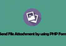 PHP mail with Attachment