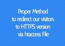 HTTPS version