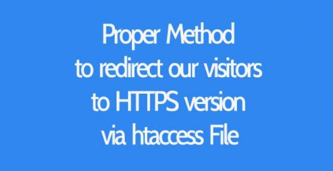 HTTPS version