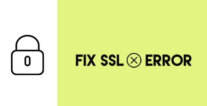 Fix SSL load unsafe script