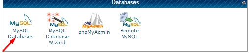 Create a MySQL Database