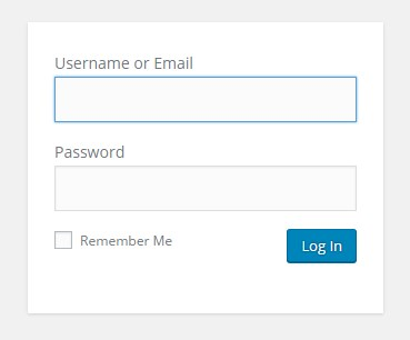 Disable WordPress Email Login and Login Error Messages