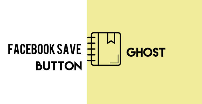 Add a Facebook Save Button on Ghost Blog