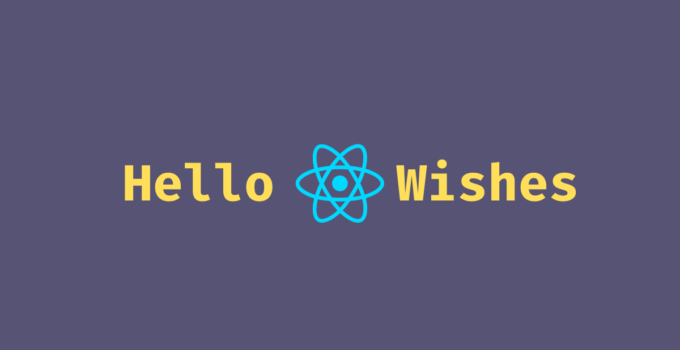 Build a Name Wishing Site with React